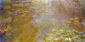 Claude Monet - Der Water-Lily See 6