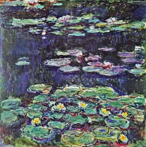 Claude Monet - Seerosen 43