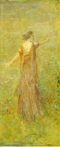 Thomas Wilmer Dewing - juni