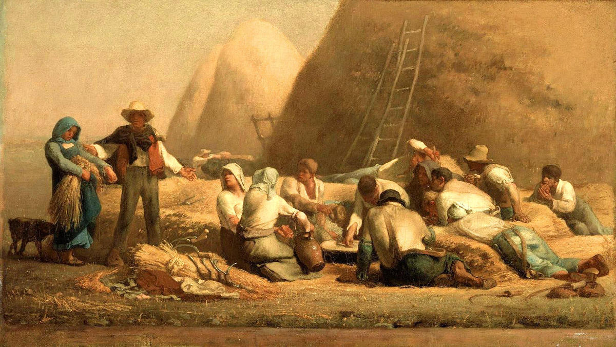 the life and works of jean francois millet