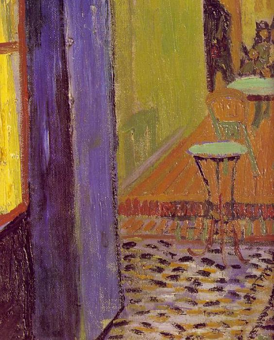 Cafe Terrasse Auf Dem Place Du Forum Von Vincent Van Gogh Malerei