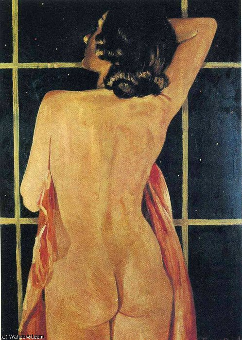 famous painting ohne titel 4085   of Francis Picabia