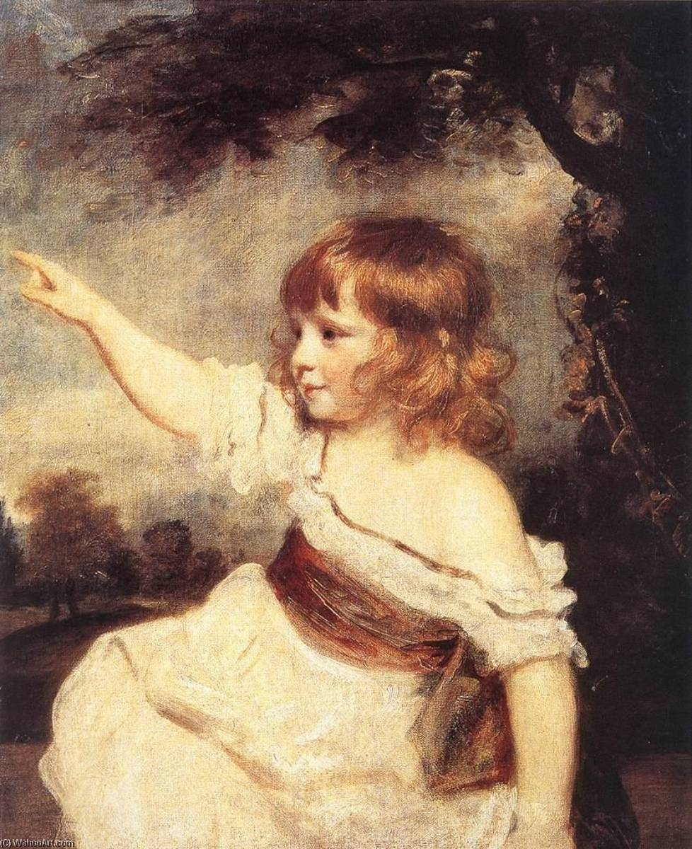 famous painting meister Hase  of Joshua Reynolds
